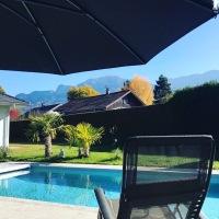 Notre piscine Desjoyaux