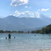 Le Lac de Passy - Base de loisirs
