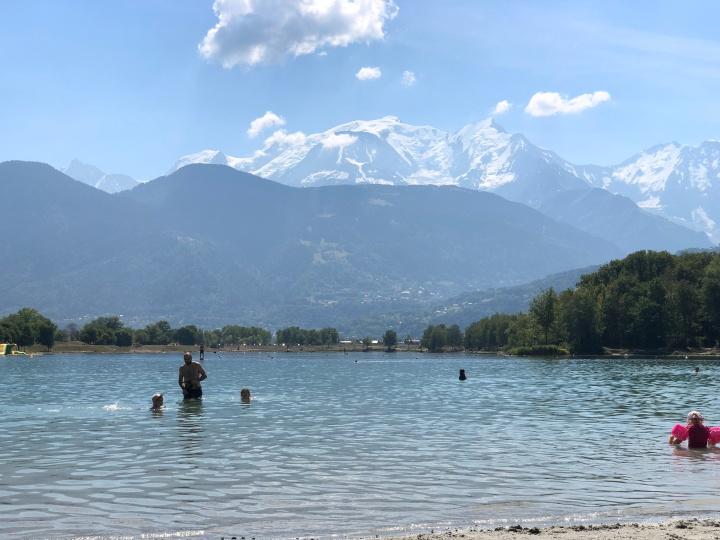 Le Lac de Passy – Base deloisirs
