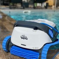 Notre nouveau robot de piscine